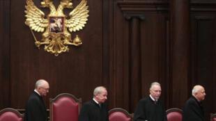 La Cour constitutionnelle de Russie a entamé, lundi, un débat sur le retour de la peine de mort en 2010.