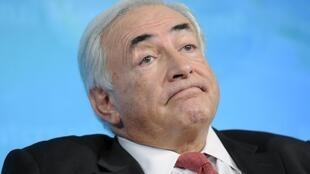 Dominique Strauss-Kahn, diretor do FMI.