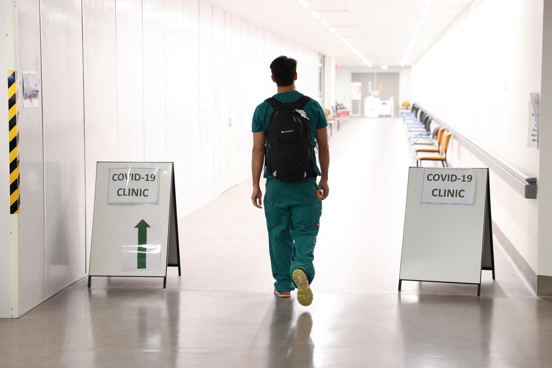 Westmead Hospital à Sydney, en Australie, le 12 mai 2020. (Image d'illustration)