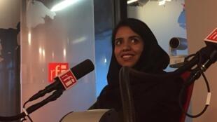 Sonita Alizadeh était l'invitée d'Emmanuelle Bastide dans l'émission 7 Milliards de Voisins sur RFI à l'occasion de la journée internationale des filles le mardi 11 octobre 2016.