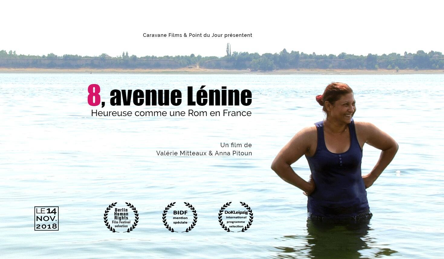 Filme 8 avenue Lénine