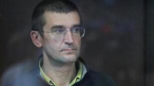 Евгений Коваленко в суде 4 сентября 2019.