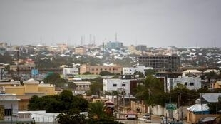 La capitale de la Somalie, Mogadiscio (illustration)