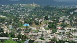 Une vue de Libreville au Gabon (image d'illustration)