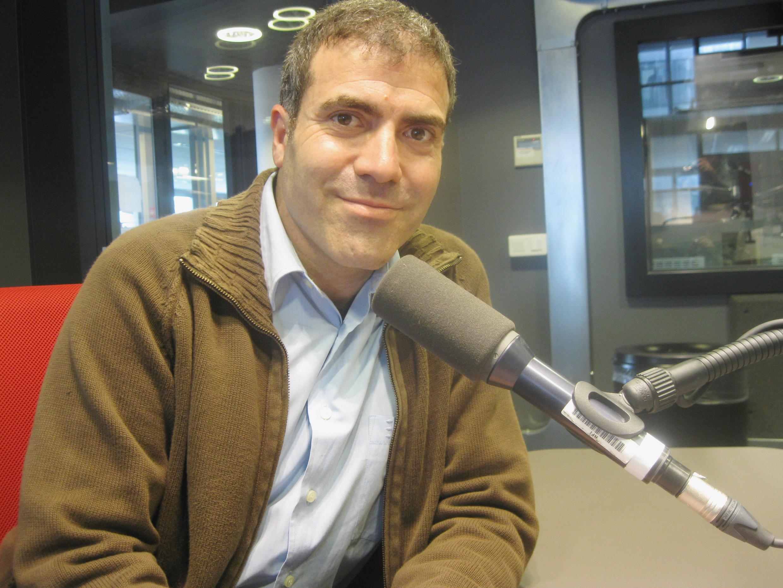 Francesc Serés en RFI.