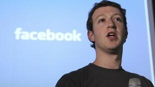 Mark Zuckerberg, le fondateur de Facebook.