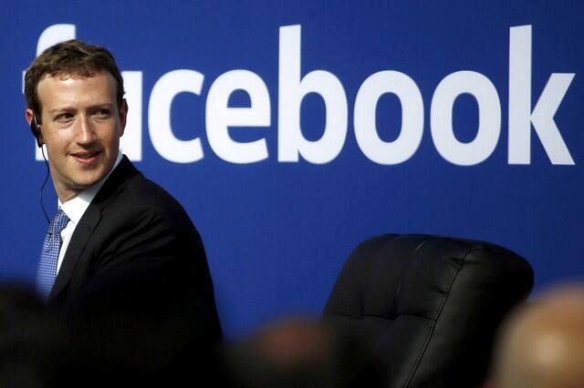Mark Zuckerberg ស្ថាបនិក Facebook
