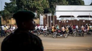 Un membre des Forces armées congolaises, photographié à Béni en décembre 2018. (Photo d'illustration).