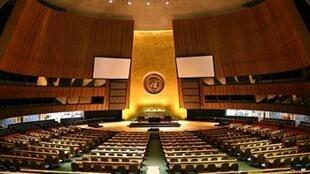 联合国大会会议厅