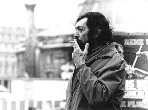 Julio Cortázar vivió sus últimos 30 años en París.