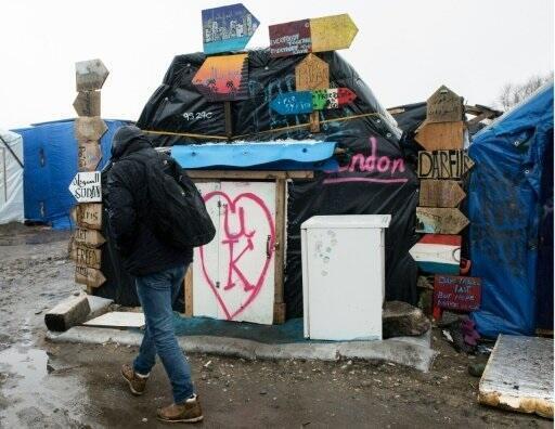 Justiça francesa autoriza expulsão dos migrantes de Calais
