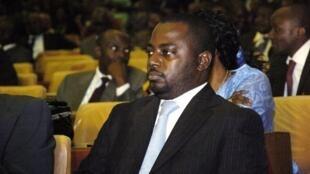 Zoé Kabila en février 2012 à Kinshasa (image d'illustration).