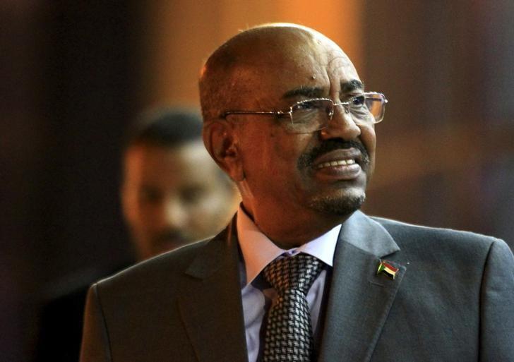 Shugaban kasar Sudan Omar al-Bashir.
