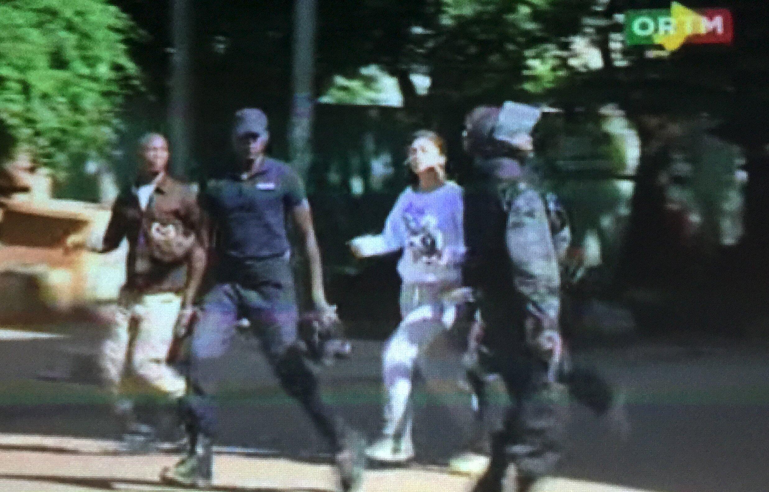 Операция по освобождению заложников в Бамако. 20 ноября
