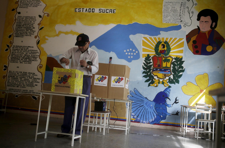 No último domingo foram realizadas as primárias do governista Partido Socialista Unido da Venezuela (PSUV)