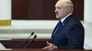 Lukashenko el pasado 26 de marzo