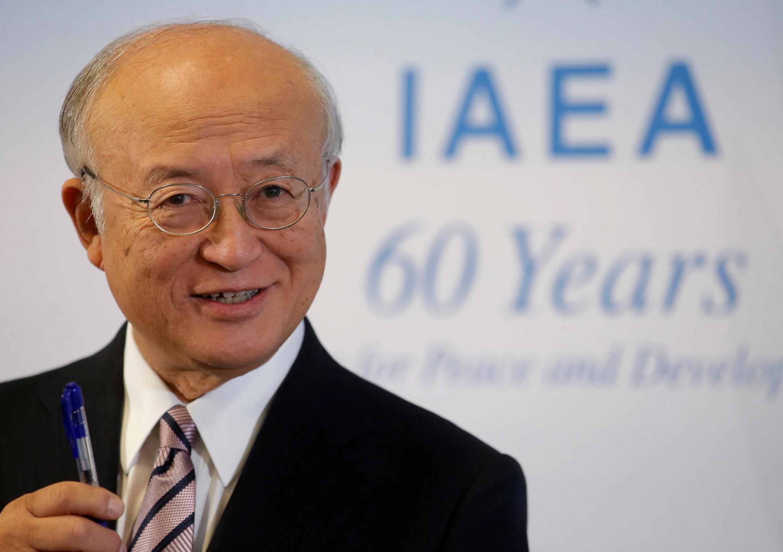 Le directeur général de l'Agence internationale de l'énergie atomique (AIEA), Yukiya Amano, voulait annoncer son départ anticipé pour raisons de santé. Il est décédé à l'âge de 73 ans.