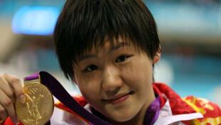 叶诗文28日以破世界纪录的4分28秒43成绩,赢得奥运四百米个人混合泳金牌,被质疑是服食兴奋剂的结果.
