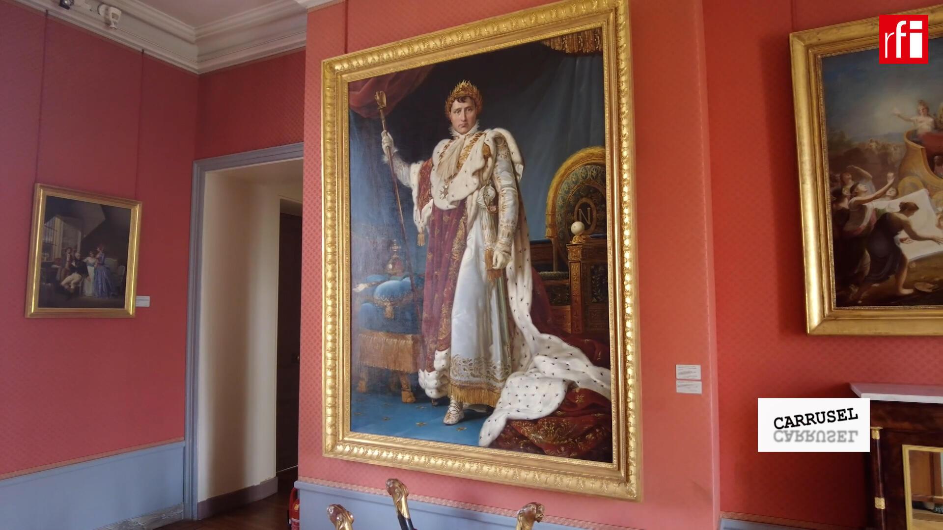 ESPECIAL: Napoleón a través de dos castillos imperiales