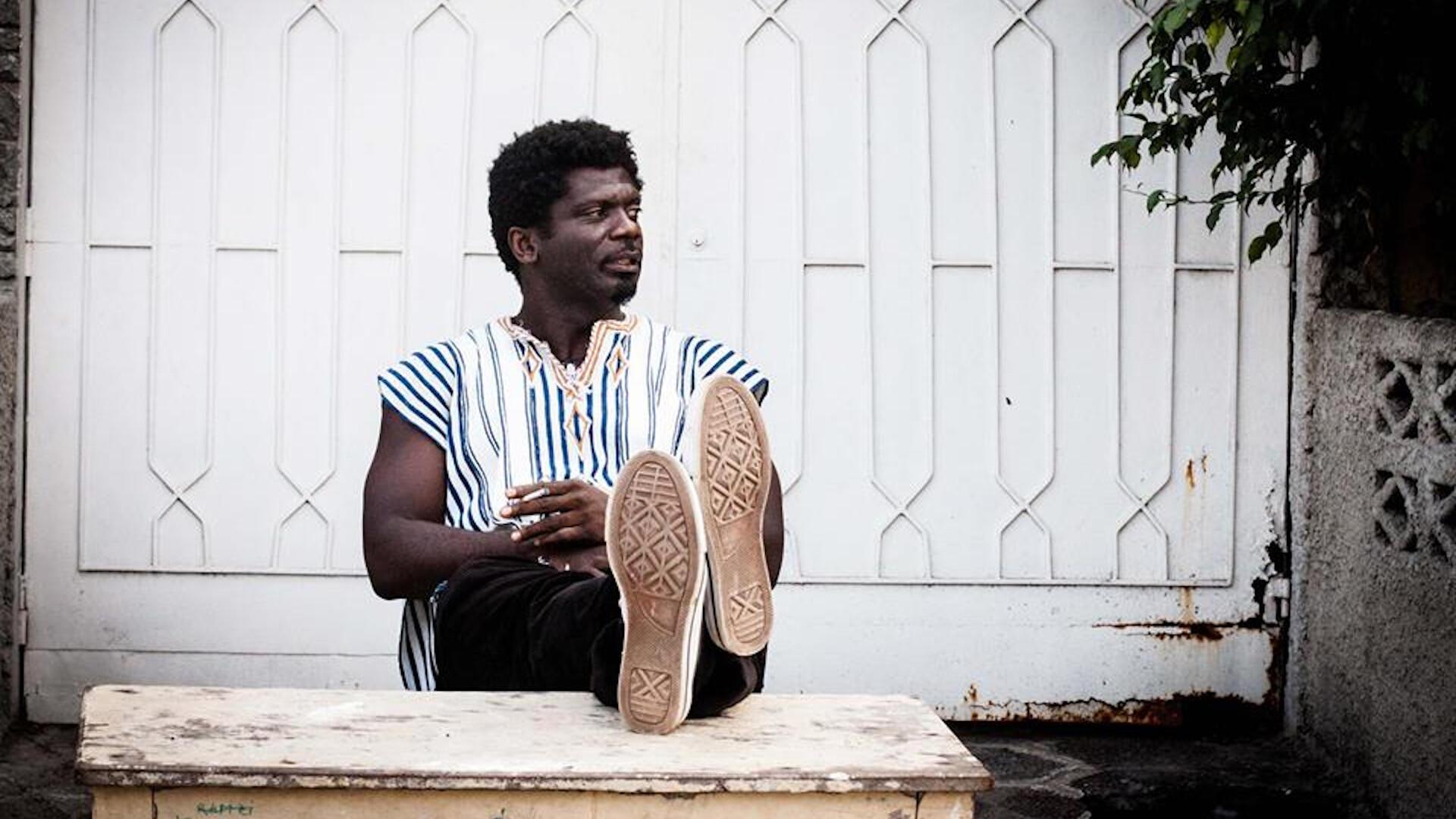 L'auteur ivoirien Gauz signe en cette rentrée littéraire 2020 «Black Manoo».
