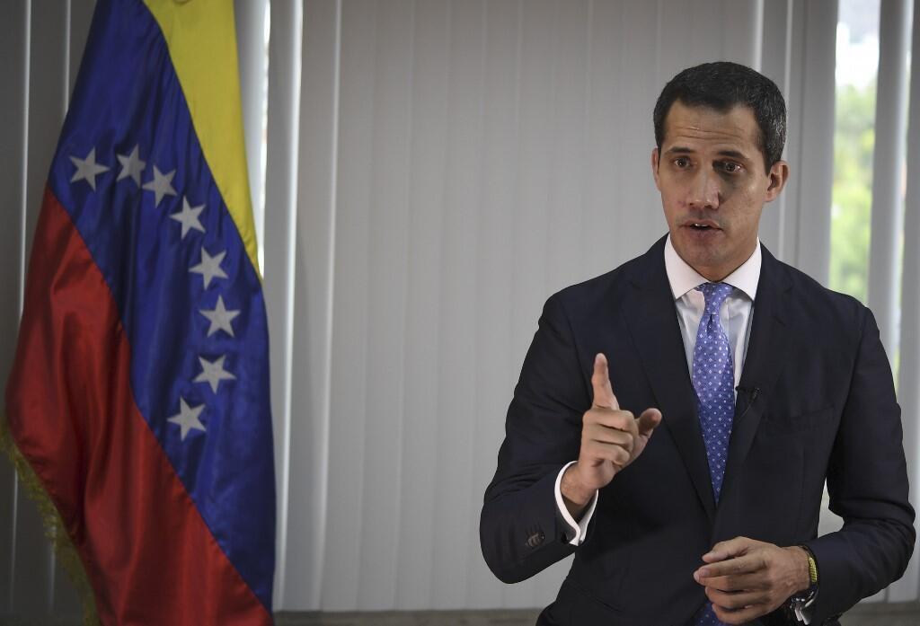 خوان گوآیدو رهبر مخالفان ونزوئلا میگوید، برای انتقال قدرت به شکل دموکراتیک و برگزاری انتخابات آزاد تلاش میکند.
