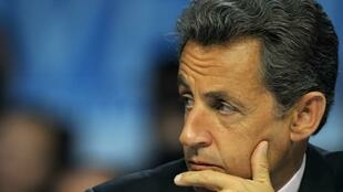 O presidente francês, Nicolas Sarkozy, começa hoje o último ano de seu mandato.
