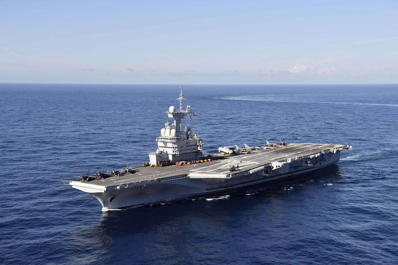 Le «Charles-de-Gaulle» s'apprête à croiser sur plusieurs mers du globe.
