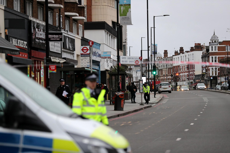 Ataque aconteceu no bairro de Streatham