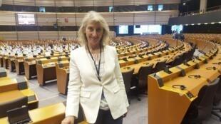 Catherine Chabaud, députée européenne nouvellement élue.