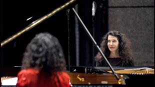 Katia et Marielle Labèque au Festival de Radio France et Montpellier