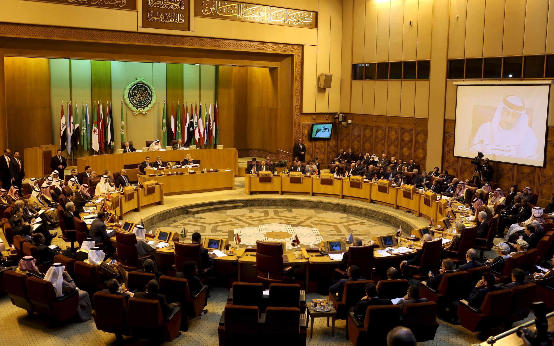 Ngoại trưởng các thành viên Liên đoàn Ả Rập họp tại Cairo, Ai Cập ngày 10/01/2016.