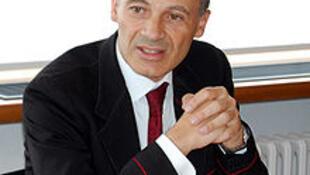 Глава Еврокомиссии Петер Адрианссенс