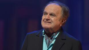 Guy Béart a fait ses adieux à la scène à l'Olympia lors d'un concert unique, le 17 janvier 2015.