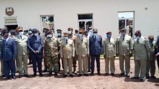 Cúpula militar reunida em Bissau a 1 de Setembro  dia em que se conheceu relatório de António Guterres recomendando ao conselho de segurança a manter sanções a militares guineenses