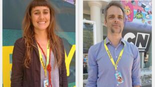 Os diretores brasileiros Nara Nomade e Gustavo Steinberg concorrem ao Cristal de melhor filme respectivamente nas categorias curta e longa-metragem do Festival de Annecy 2018.