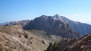 C'est dans ces montagnes de Kabylie que le Français Hervé Gourdel avait été kidnappé et assassiné en septembre 2014.