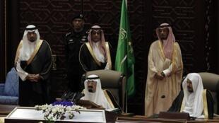 Vua Ả Rập Xê Út Abdallah banh chiếu cho phép phụ nữ tham gia bầu và ứng cử, ngày 25/9/2011.