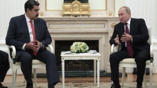 委内瑞拉总统马杜罗今年9月访问俄罗斯