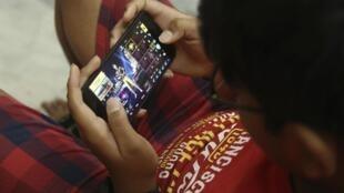 印度再禁中国手机应用程序