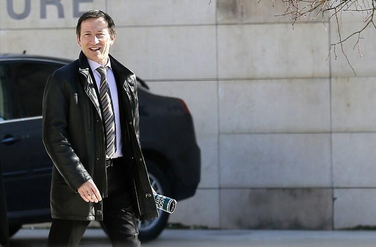 Judge Jean-Michel Gentil, 19 Feb 2013