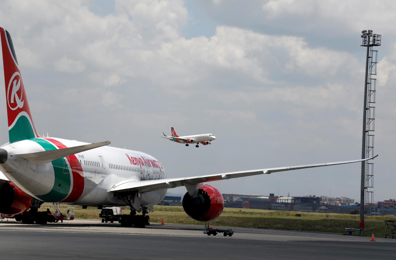 Les liaisons aériennes entre le Kenya et la Somalie étaient interrompues depuis mai. (image d'illustration)