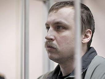Михаил Косенко в зале суда