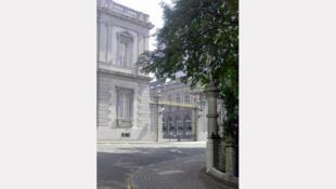 Le Palais d'Egmont, où se trouve le ministère des Affaires étrangères belge, à Bruxelles.