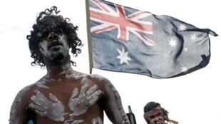 Aborigène d'Australie (image d'illustration).