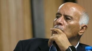 À l'initiative de Jibril Rajoub, à la tête du comité central du Fatah, les dirigeants du Fatah, mais aussi du Hamas et du Jihad islamique palestinien étaient réunis contre l'accord de paix Israël-Émirats.