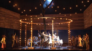 Carousel, the musical