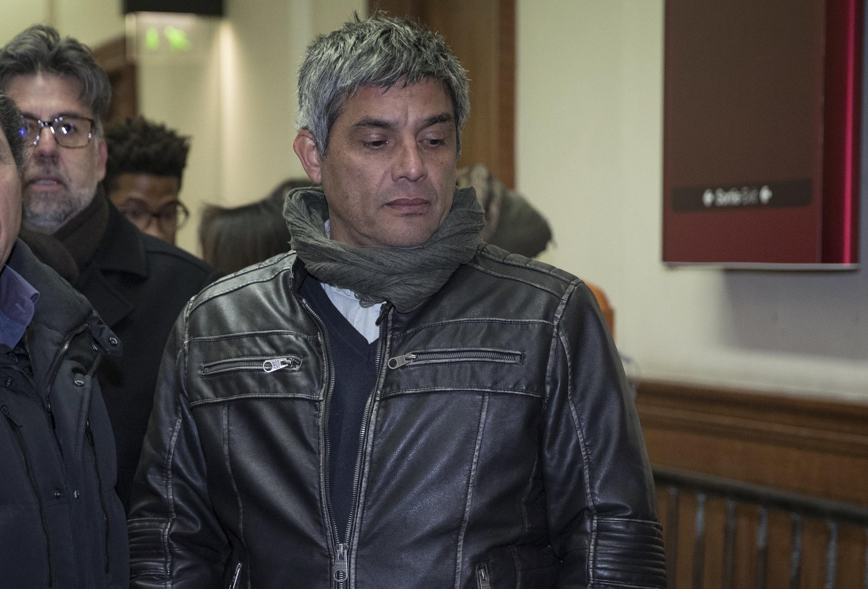Ricardo Palma Salamanca el 23 de enero de 2019.
