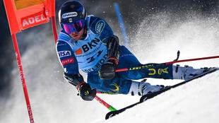 American Ted Ligety