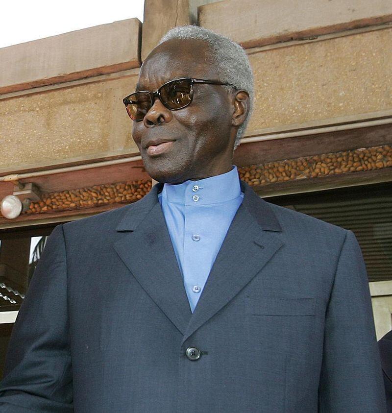 Mathieu Kérékou, en février 2006.
