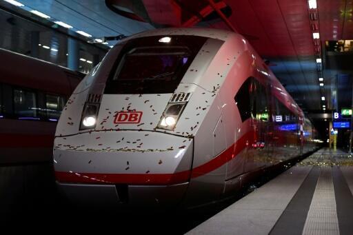 Irin samfurin jiragen da Deutsche Bahn ke kerewa